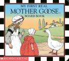 My First Real Mother Goose Board Book Cover