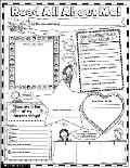 Read All about Me Instant Personal Poster Set, Grades K-2: 30 Big Write-And-Read Learning Posters Ready for Kids to Personalize and Display with Pride