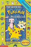 Official Pokemon Handbook