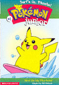 Pokemon Jr 01 Surfs Up Pikachu