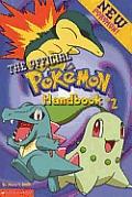 Pokemon Official Handbook 02