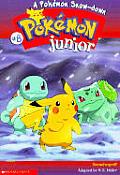 Pokemon Jr 08 Pokemon Snow Down