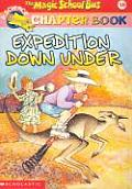 Magic School Bus Chapter Books #10: Expedition Down Under