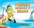 Froggy Aprende a Nadar