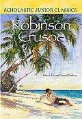 Robinson Crusoe Scholastic Junior Classi
