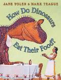 How Do Dinosaurs Eat Their Food? Cover