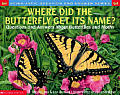 Where Did the Butterfly Get Its Name?: Questions and Answers about Butterflies and Moths (Scholastic Question & Answer)