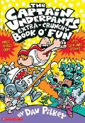 Captain Underpants Extra Crunchy Book O Fun n Games