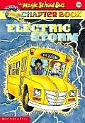 Magic School Bus 14 Electric Storm