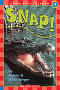 Snap A Book about Alligators & Crocodiles