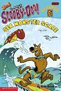 Scooby Doo Readers 12 Sea Monster Scare