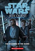 Star Wars: Jedi Quest #08: Changing of the Guard Cover