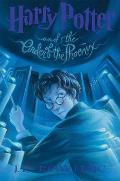 Harry Potter #5: Harry Potter and the Order of the Phoenix Cover