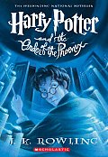 Harry Potter and the Order of the Phoenix (Harry Potter #05) Cover