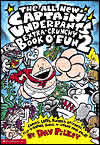 The All New Captain Underpants Extra-Crunchy Book o' Fun #2 Cover
