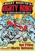 Ricky Ricottas Mighty Robot 07 Vs the Uranium Unicorns from Uranus