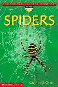 Spiders (Scholastic Science Readers: Level 1)