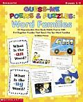 Word Families Guess Me Poems & Puzzles