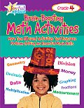 Brain Boosting Math Activities Gr4