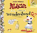 Alice in Pop-up Wonderland Cover
