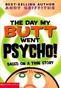 The Day My Butt Went Psycho! Cover