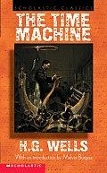 Time Machine Scholastic Classics