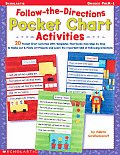 Follow The Directions Pocket Chart Act