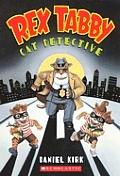 Rex Tabby Cat Detective