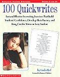 100 Quickwrites (03 Edition)