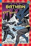 Batman 01 Time Thaw Reader 3 Level