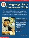 75 Language Arts Assessment Tools Gr5 Up