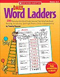 Daily Word Ladders Grades Two To Three