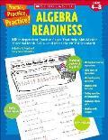 Algebra Readiness Practice Practice