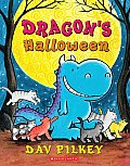 Dragon's Halloween Cover