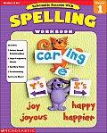 Scholastic Success Spelling Grade One