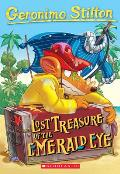 Geronimo Stilton #01: Geronimo Stilton #01 Lost Treasure of the Emerald Eye Cover