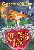 Geronimo Stilton #03: Cat and Mouse in a Haunted House Cover