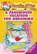 Geronimo Stilton 09 Fabumouse Vacation For Geronimo