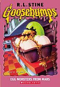 Goosebumps #42: Egg Monsters from Mars Cover