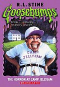 Goosebumps #33: The Horror at Camp Jellyjam Cover