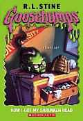 Goosebumps #39: How I Got My Shrunken Head Cover