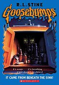 Goosebumps 30 It Came From Beneath The Sink