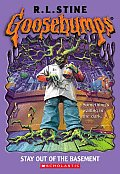 Goosebumps 02 Stay Out Of The Basement