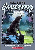 Goosebumps #14: The Werewolf of Fever Swamp Cover