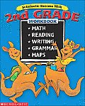 Scholastic Success with 2nd Grade Bind Up