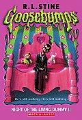 Goosebumps #31: Night of the Living Dummy II