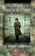 Adventures Of Sherlock Holmes Scholastic