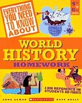 Everything You Need To Know About World History Homework 4th 6th Grades