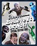 Ripleys Believe It Or Not Spec Edition 2005