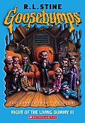 Goosebumps 40 Night Of The Living Dummy III